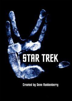 Dad got me hooked on Star Trek - the original, of course.  Began my love of sci fi.