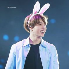 The cutest bunny ♥️
