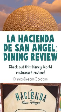 Have you ever been to La Hacienda de San Angel at Epcot in Disney World? If not, then you need to read this artical all about this Disney World restaurant in Epcot's Mexican Pavillian.  This Disney Dining review will tell you all you need to know about this restaurant.  We will also give you Disney World tips and so much more to make your vacation here a breeze! The worldshowcase has many restaurants that you can eat at, is this one of them? Check out our Disney World dining review! Disney World Vacation Planning, Disney Vacation Club, Disney Vacations, Disney Travel, Vacation Ideas, Epcot Restaurants, Disney World Restaurants, Disney World Tips And Tricks, Disney Tips