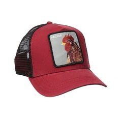 GOORIN BROS Plucker Cap   Red (5153)