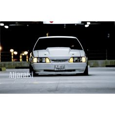 My 1993 Mustang LX Notch Coupe