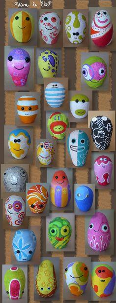 Santiago Verdugo_ #handcraft #eggs