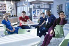 NBC Acquires Canadian Medical Drama 'Nurses' - Variety Episodes Series, Comedy Series, Drama Series, Tv Series, Tiera Skovbye, Global Tv, Last Week Tonight, Medical Drama, New Comedies