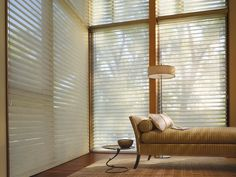 Filter the sunlight into your room just perfectly with Hunter Douglas Silhouette® Window Shadings