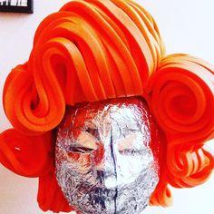 Allemaal TEJATER Foam Wig & Hat Workshop