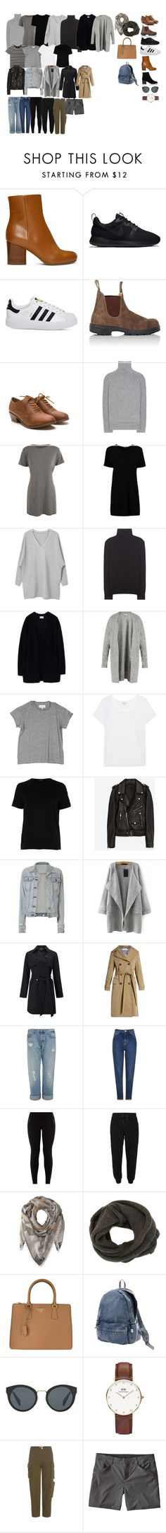 """""""RYE Deutschland"""" by equestrian2602 on Polyvore featuring Maison Margiela, NIKE, adidas, Blundstone, Haider Ackermann, WearAll, Boohoo, Polo Ralph Lauren, Acne Studios and The Great"""