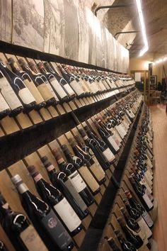 Wine shop - Barolo, Piemonte, Italy #wine