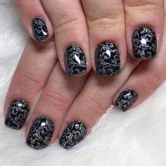Best Nail Art Designs, Cool Nail Art, Nail Polish, Nails, Finger Nails, Ongles, Nail Polishes, Polish, Nail