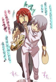 Heh Stein and Spirit. Soul Eater Stein, Soul X Maka, Human Soul, Shinigami, Me Me Me Anime, Cute Art, Manga Anime, Spirit, Cartoon