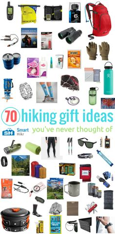 For any time of year, choose gifts guaranteed to get them outdoors doing what they love. We've got great hiking gift ideas from top brands for your favorite hikers. Presents For Friends, Presents For Men, Gifts For Him, Birthday Gifts For Boyfriend Diy, Boyfriend Gifts, Hiking Gifts, Hiking Gear, Unique Gifts, Best Gifts