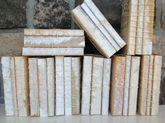 Vintage Book Bundles by HomeSpunStyle on Etsy, $12.00