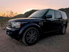 #LRowner Boz A stops to admire the peachy sunset. What scenes make you pause when offroading? #LR4