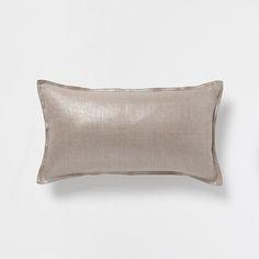SHINY LINEN CUSHION - Decorative Pillows - Decor and pillows | Zara Home United States