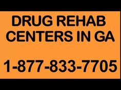 Drug Rehab Centers in GA - 1-877-833-7705  If you are looking for a Drug Rehab Centers in GA then you should really consider watching this video.  It provides you with a contact phone number for a call center staffed 24/7 by trained addiction professionals who understand the problems of addiction who can you get you into Drug Rehab Centers in GA. Drugs, You Got This, Addiction, Number, Phone, Youtube, Telephone, Its Ok, Phones