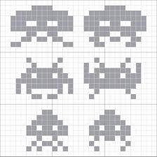 cross stirch patterns pixel - Google Search