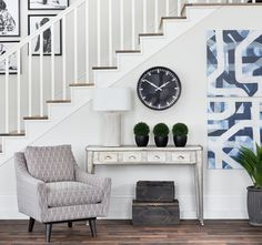 Whether you're just looking for a unique way to display art, or need a creative solution for a challenging space, you'll love these out-of-the-box ideas!
