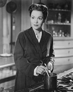 "BEST ACTRESS NOMINEE: Jane Wyman for ""The Blue Veil""."