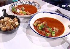 CUBURI APERITIV CU SPANAC,BRANZA SI CIUPERCI - Rețete Fel de Fel Thai Red Curry, Sandwiches, Ethnic Recipes, Food, Essen, Meals, Paninis, Yemek, Eten