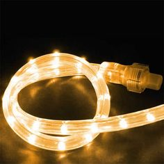 LED rope lighting. Ideal for tricking out a bar with undercounter lighting or illuminating overhead cabinets. | thisoldhouse.com