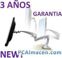 Neo Flex 45-174-300 BASE,Brazo Monitor Pantalla DF Ergotron MEXICO - Ergotron