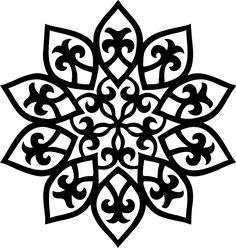 Трафареты Wood Burning Stencils, Wood Burning Patterns, Mandala Drawing, Mandala Painting, Machine Silhouette Portrait, Crochet Bedspread Pattern, Blackwork Patterns, Arabesque Pattern, Pattern And Decoration