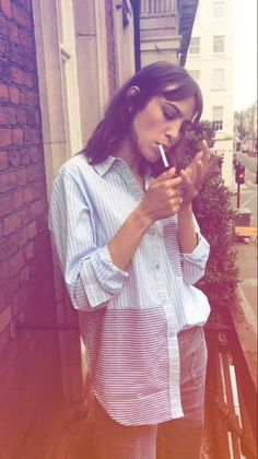 NEW STYLE BY ALEXA CHUNG #howtochic #ootd #outfit