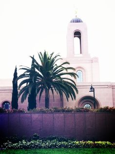 Newport, California LDS temple    Find more LDS inspiration at: www.MormonLink.com