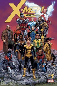 Marvel's X-Men ResurrXion: Everything You Need to Know   EW.com