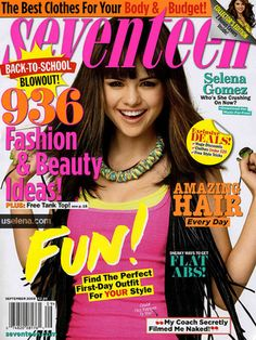 Fashion seventeen selena gomez | Selena-Gomez-Seventeen-Magazine-6-b.jpg