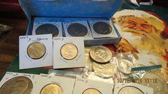 The Three each (Of Four) Modern Dollars Gift Box!!