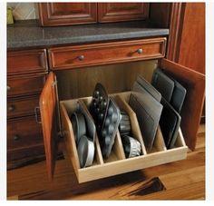 2563f7c5c9f20ec296d6e0ad4bb25e6b  Kitchen Cabinet Storage Kitchen Organization