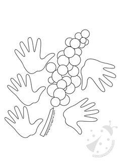 Festa della Donna Mimosa con sagome mani Diy And Crafts, Kindergarten, Preschool, Day, Mother's Day, Winter Time, March, Spring, Tecnologia
