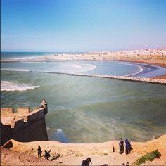 Beautiful Rabat - http://www.travelandtransitions.com/destinations/destination-advice/africa/morocco-travel-map-things-todo/