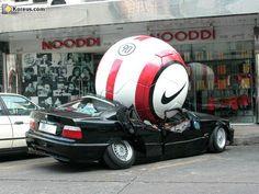 Nike - Street Marketing