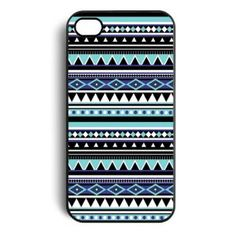 Amazon.com: Aztec Tribal Pattern Snap On Case Cover for Apple iPhone 4 iPhone 4s: Cell Phones & Accessories