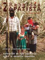 La palabra del EZLN, Editorial de la revista Rebeldía Zapatista, escrito por el Subcomandante Insurgente Moisés
