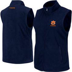 Auburn Tigers Ladies Polar Fleece Vest