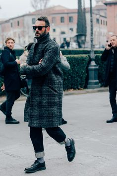 The Best Street Style From Pitti Uomo Photos | GQ