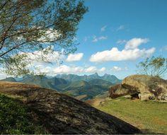 Teresópolis capital nacional do montanhismo. #Viagem #Brasil