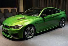 BMW M4 by Abu Dhabi Motors