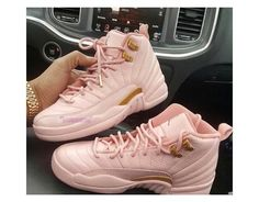 Pink 12's @rosegoldkatie