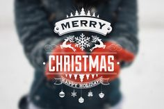Merry Christmas Typostrate says thank you very... • typostrate