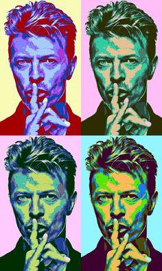 ~ ★ ~ David Bowie ~ ★ ~                                                       …