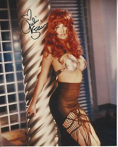 A real nice autographed photo signed by Penthouse Model and actress Julie Strain. Penthouses Magazine, Julie Ann, Great Photos, American Actress, Heavy Metal, Erotic, Wonder Woman, Actresses, Superhero
