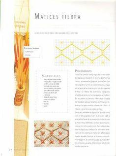 Bordado xadrez da net III - margareth mi3 - Picasa Web Album