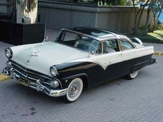 1955 Ford Crown Victoria..
