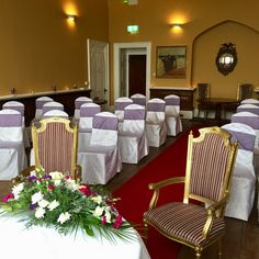 Official site of Kinnitty Castle Hotel, Ireland. Located in the beautiful countryside of Birr, Offaly. Castle Hotels In Ireland, Fairytale Castle, Countryside, Lounge, Weddings, Table Decorations, Furniture, Home Decor, Airport Lounge