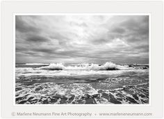 Marlene Neumann is a Master Photographer who intuitively captures the emotion in a landscape, beyond the camera.Her Black and White photographs are timeless Fine Art Photography, Amazing Photography, Landscape Photography, Seaside, African, Clouds, Spaces, Black And White, Outdoor