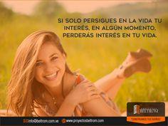 """#Frase de #Dia  Ingresa en: http://ift.tt/2pcw9de """"Si solo persigues en la vida tu interés en algún momento perderás interés en tu vida""""  #contuccion #casa #house #home #hogar #nuevaesparta #vlencia #ventas #nuevo #familia #inversion #hoy #sabiasque #venezuela #panama #miami #moderno #construction #civilengineering #today #ingenierocivil #ingeniero #engineer #engineering #civil #work #construcaocivil ManejoDeRedes@nahaweb"""