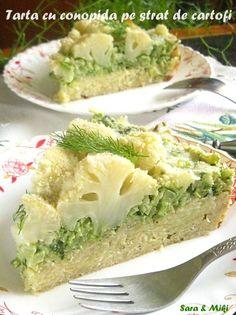 Baby Food Recipes, My Recipes, Cooking Recipes, Romania Food, Crunches, Avocado Toast, Broccoli, Cauliflower, Cabbage